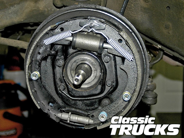 Chevy Truck Rear Drum Brake Diagram Car Tuning