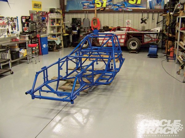 Late Model Dirt Racing Chassis - Hot Rod Network