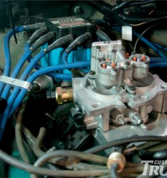 chevy 350 small block carb to tbi conversion hot rod network 3 wire harness carb to tbi wiring harness kit [ 1600 x 1200 Pixel ]