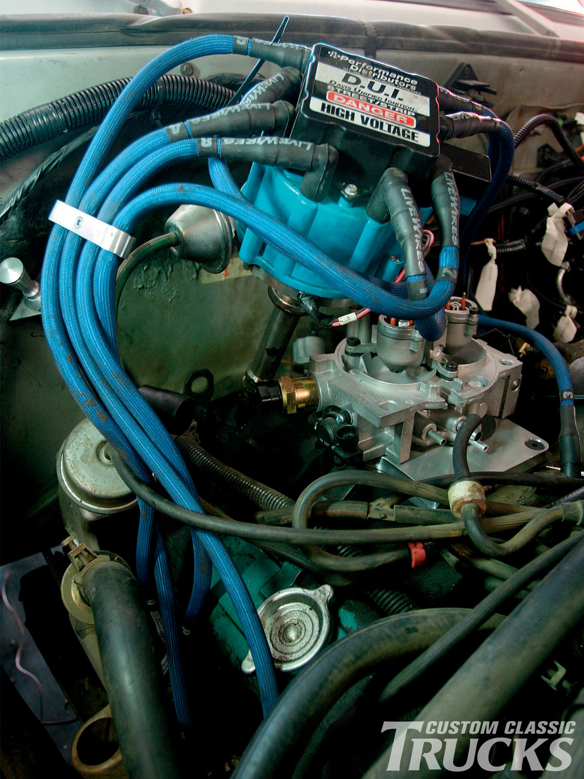 95 Blazer Wiring Diagram Chevy 350 Small Block Carb To Tbi Conversion Hot Rod Network
