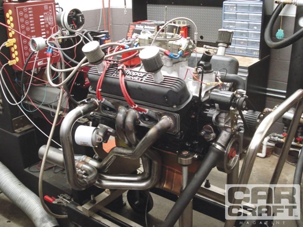 medium resolution of ccrp 1003 01 chrysler la engine build
