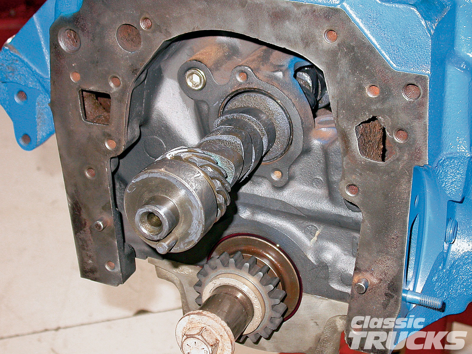 351m Engine Diagram Ford 400m Engine Rebuild Hot Rod Network