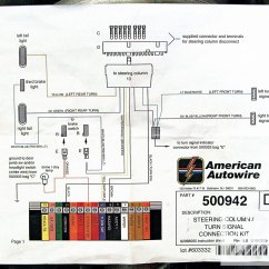 Gm Steering Column Wiring Diagram Process Workflow Symbols Turn Signal Bypass In The Blink Of A