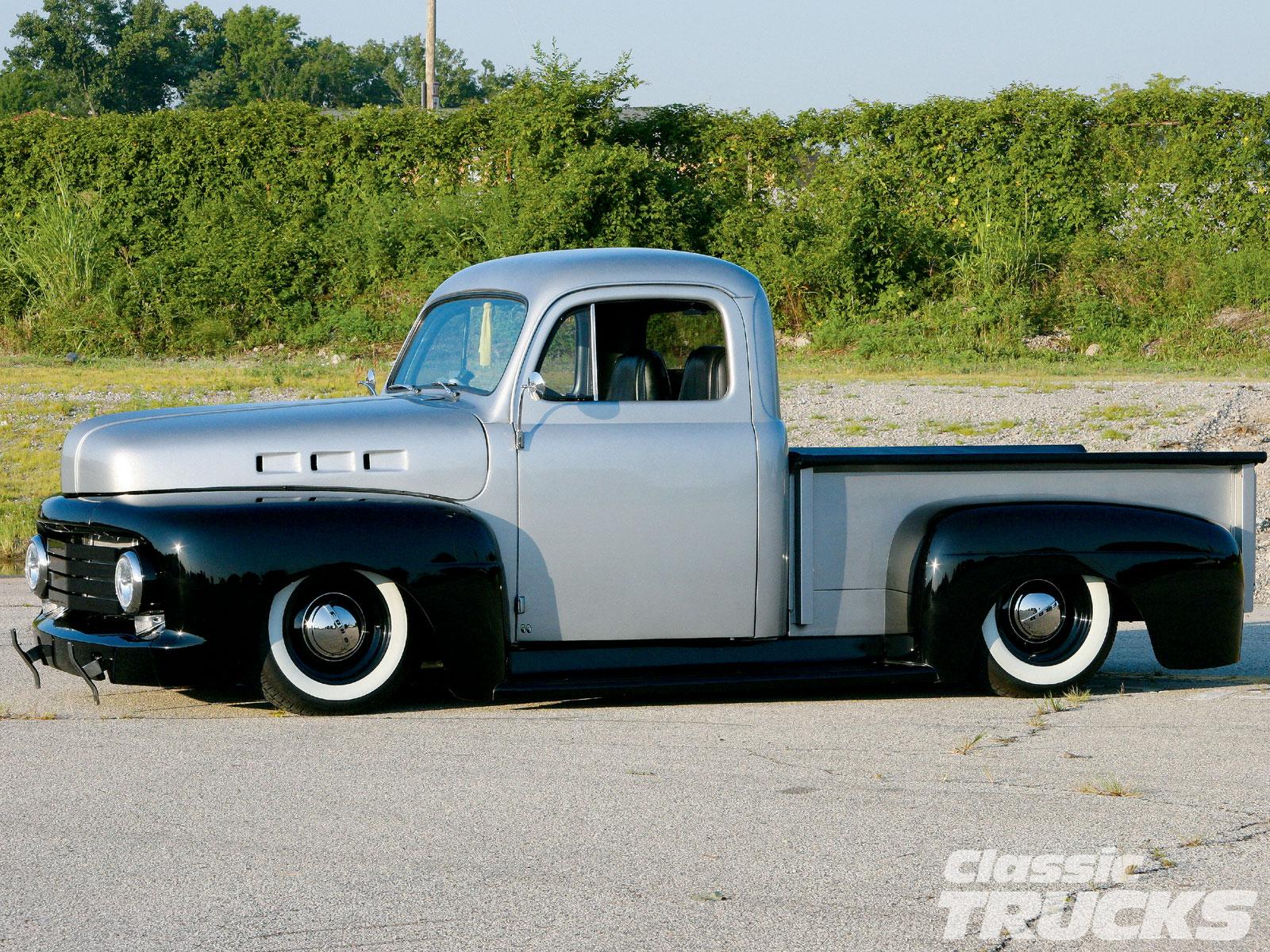 1948 Ford F-1 Pickup Truck