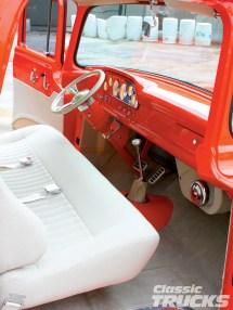 1957 Ford F100 Interior
