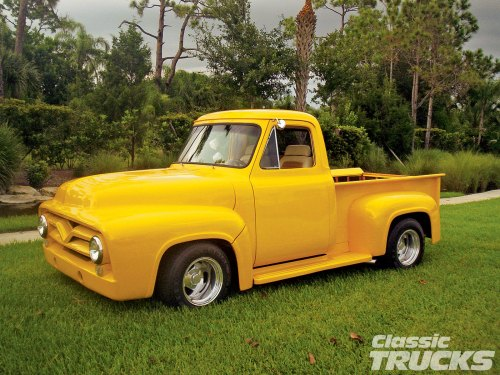 small resolution of 1005clt 04 o 1954 ford f100 pickup truck restored front bumper