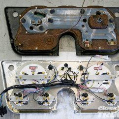 1970 Chevy Truck Wiring Diagram Coil Vw Beetle Classic Instruments Gauge Panels For 1967 1972 Chevys And Gmcs Hot 506998 20