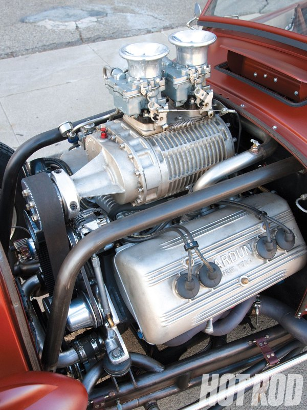 Chevy Flathead V8 - Year of Clean Water