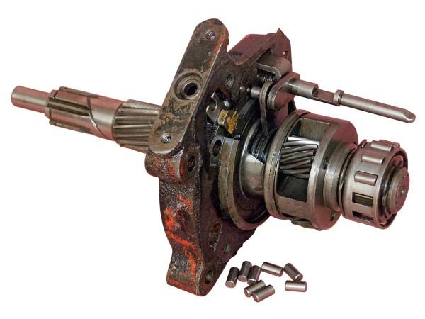 diagram of transmission borg warner overdrive wiring
