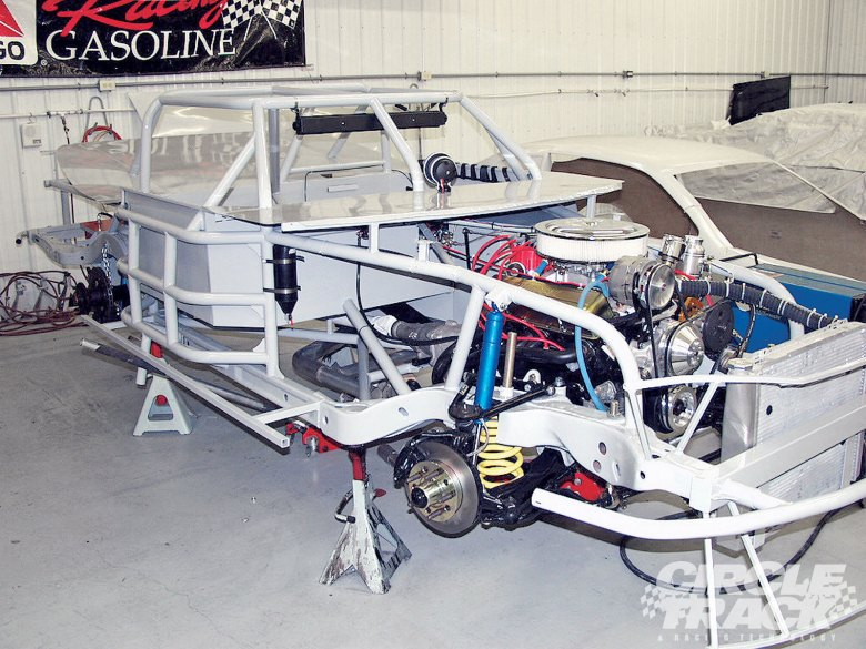 Race Car Chassis - Hot Rod Network
