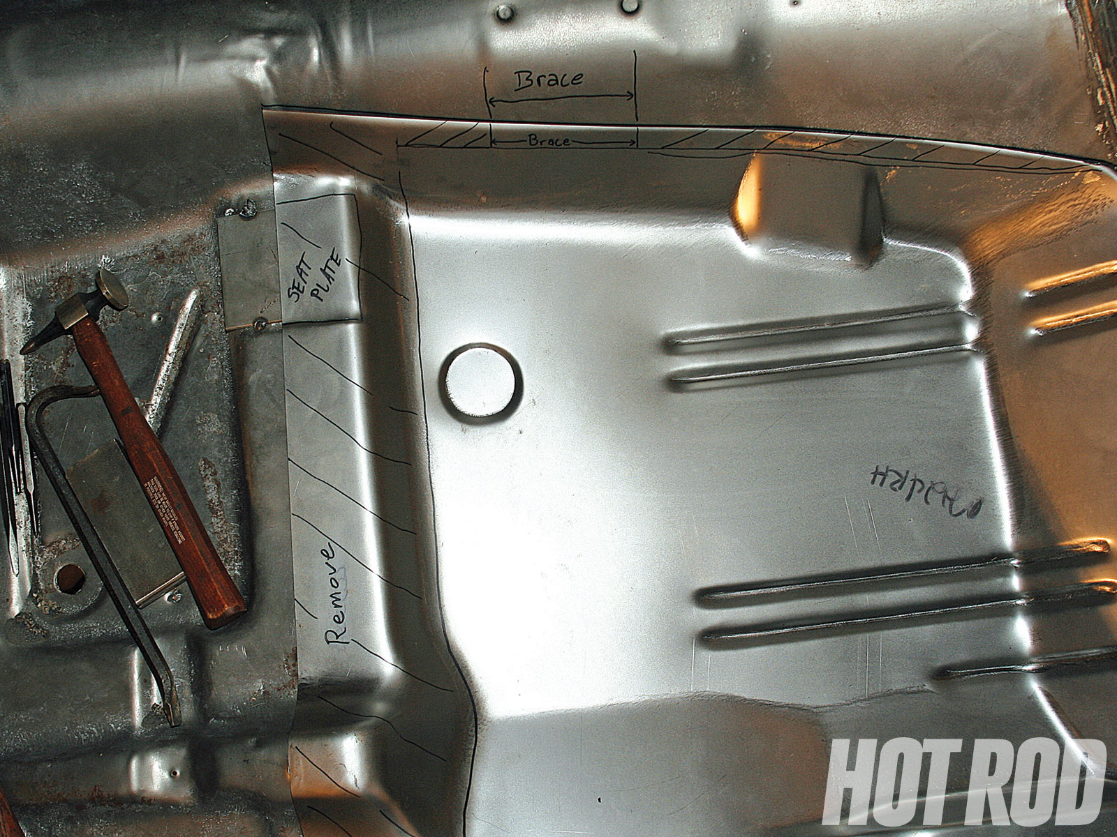 How To Replace Floorpans  Hot Rod Network