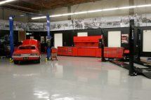 Hot Rod Shop Garage