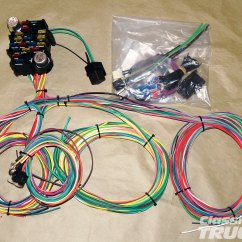 Ez Wiring Harness Diagram 3 Position Toggle Switch Aftermarket Install Hot Rod Network