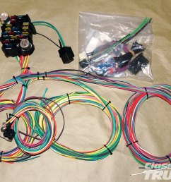 aftermarket wiring harness wiring diagram sheetaftermarket wiring harness install hot rod network aftermarket wiring harness reviews [ 1600 x 1200 Pixel ]