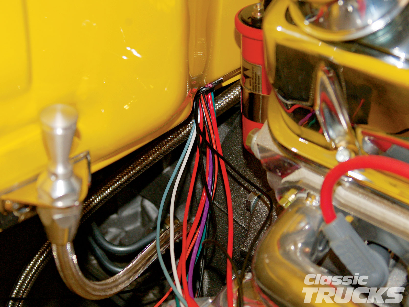Custom And Classic Cars And Trucks Replacement Wiring Harnesses