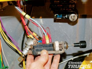 Aftermarket Wiring Harness Install  Hot Rod Network