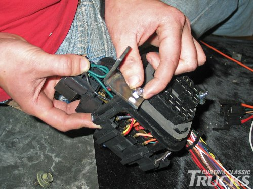 small resolution of painless performance wiring harness install hot rod network 319179 25 painless fuse box