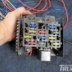 1969 C10 Fuse Box Wiring Diagram Copeland Compressor Chevrolet Gets Upgrade Hot Rod Network