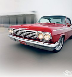 1010phr 05 o 1962 chevy imapala front left [ 1600 x 1200 Pixel ]
