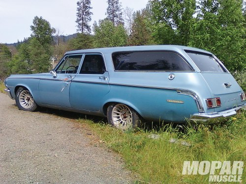 small resolution of 1964 dodge 330 station wagon hidden treasures