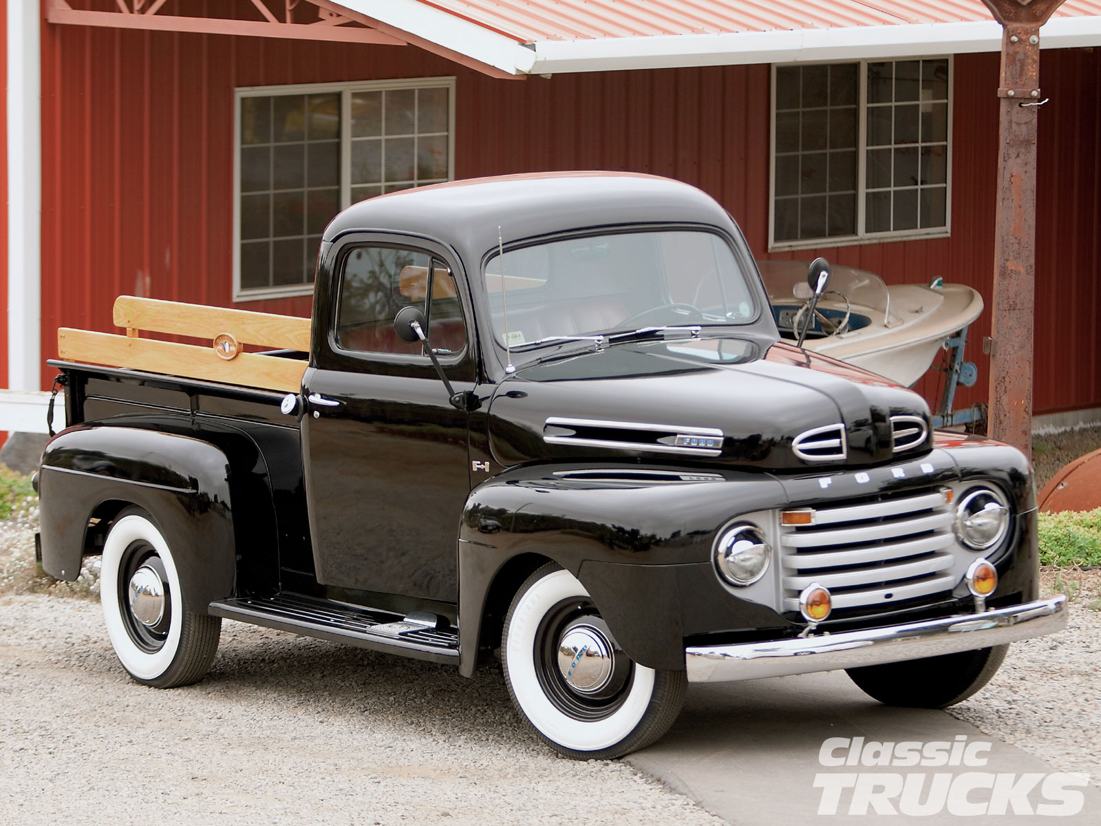 2011 Classic Truck Buyer S Guide Hot Rod Network