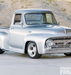 build a ford truck 1955 ford f 100 hot rod network [ 1600 x 1200 Pixel ]