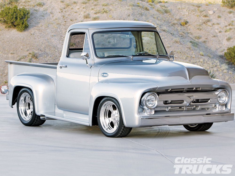 medium resolution of build a ford truck 1955 ford f 100 hot rod network