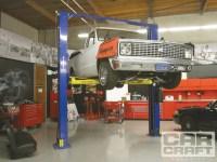 Choosing The Proper Garage Car Lift - Two Post Lifts - Hot ...