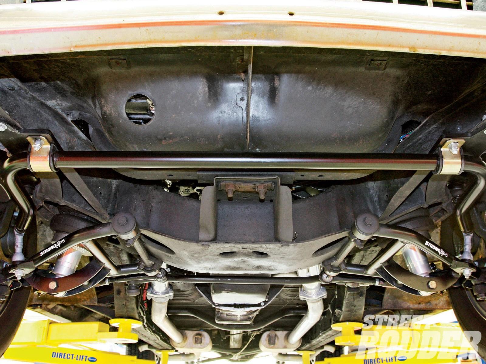 1955 Chevy Ridetech Suspension Installation