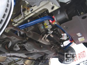 Mustang GT Handling Pack Install for 20052010 Ford Mustangs  Hot Rod Network