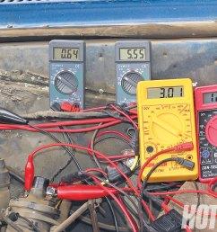 gm muscle car tach voltage requirements hot rod network rh hotrod com 1975 mopar ballast resistor wiring diagram mopar ballast resistor wiring diagram with  [ 1600 x 1200 Pixel ]