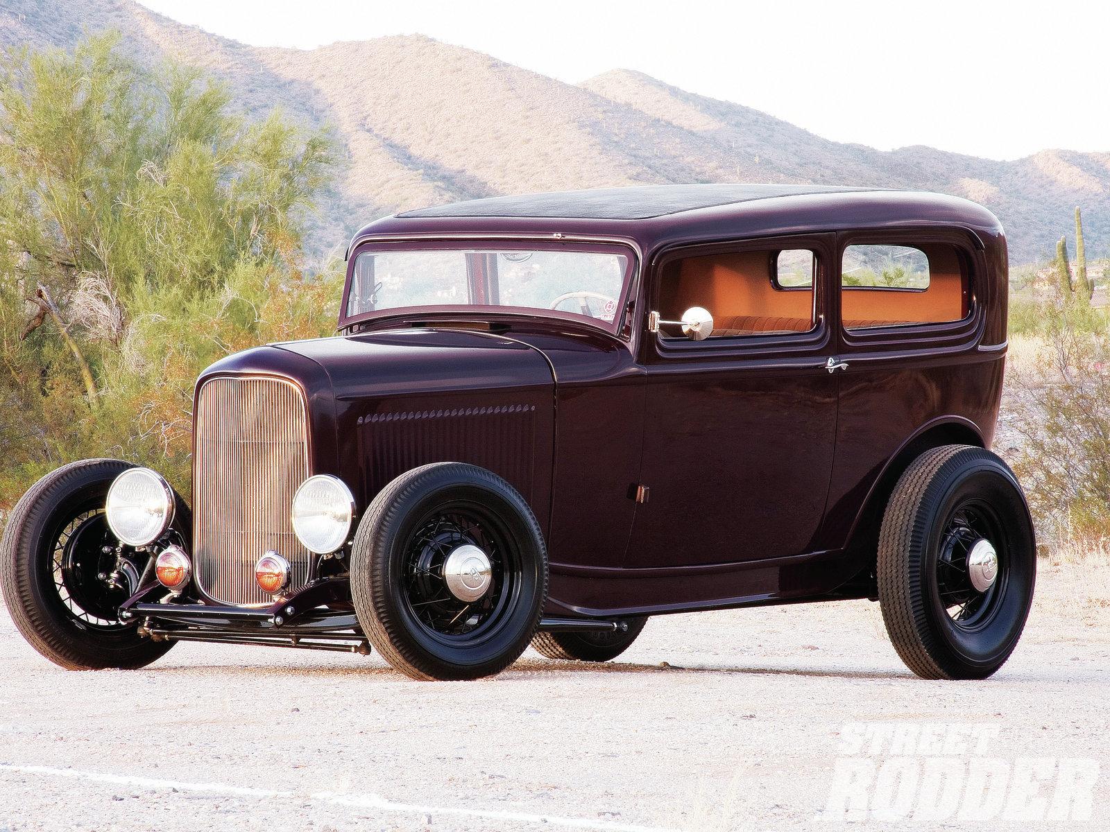 hight resolution of 1105sr 06 1932 ford sedan front left1