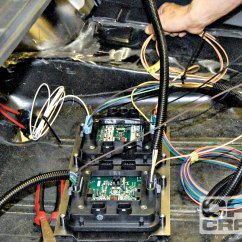 Chevy Hot Rod Wiring Diagram 2002 Saturn Sl1 Radio Isis Power System Automotive Systems Network