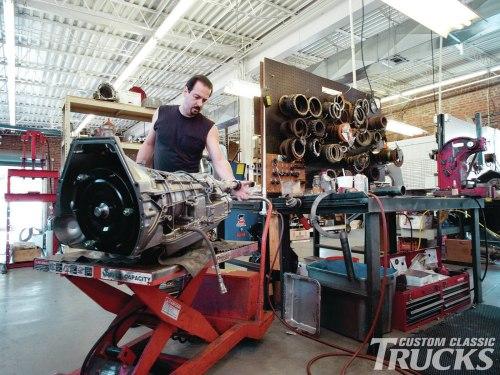 small resolution of 1106cct 01 o 1973 ford f350 transmission uprgade garage1