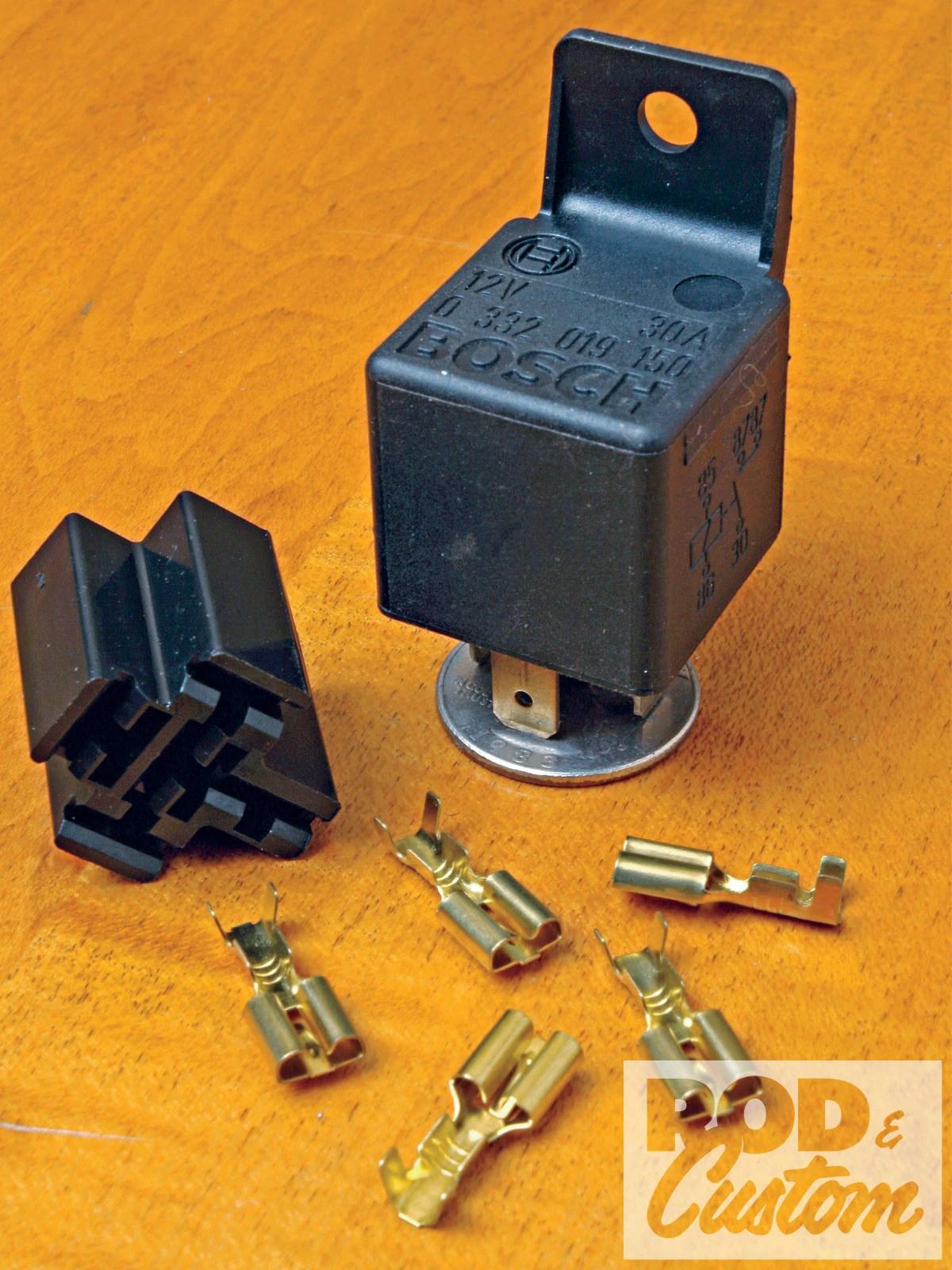 Electrical Relay Basics Pdf