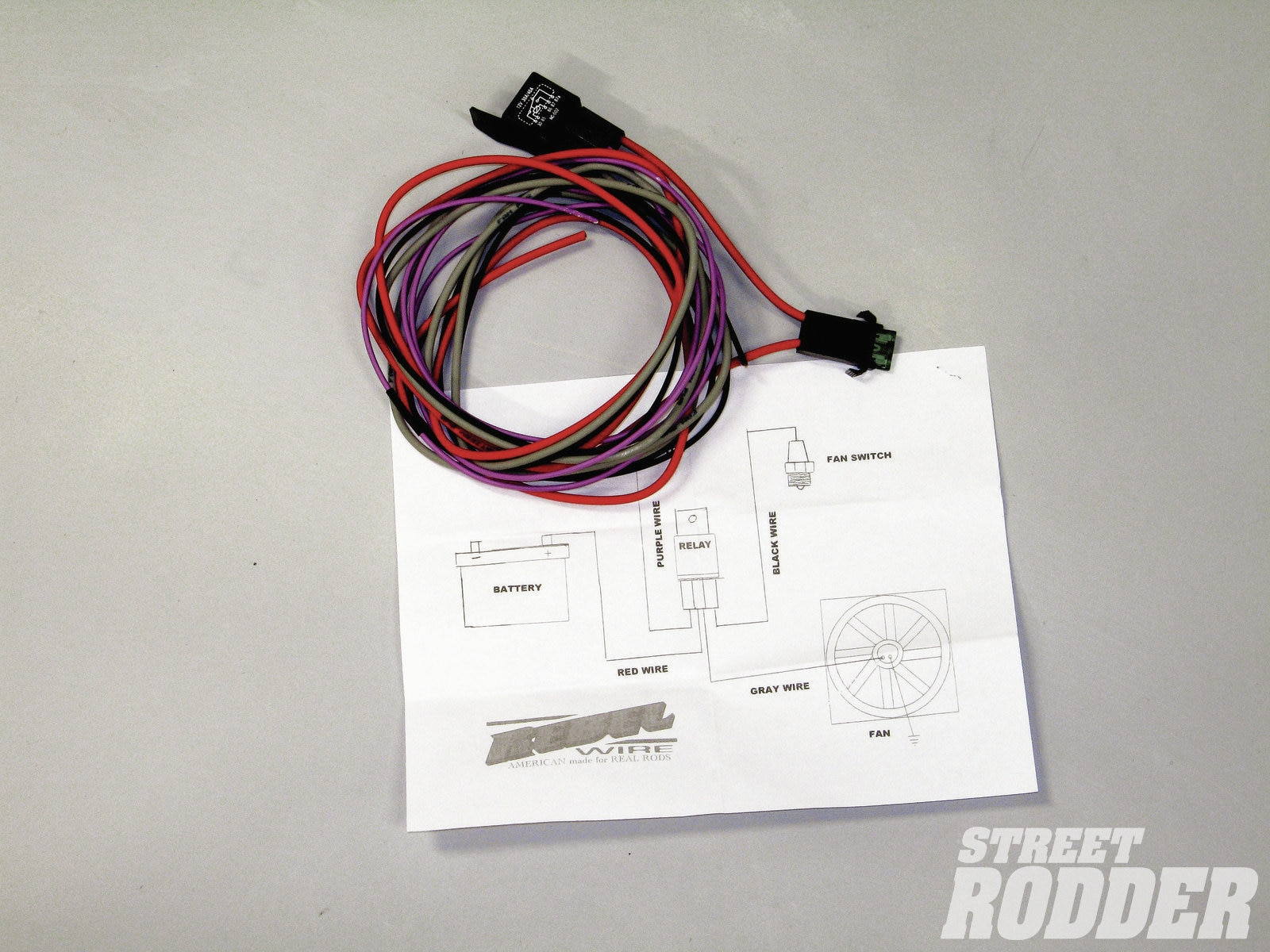 Aftermarket Wiring Kits Hot Rod Network