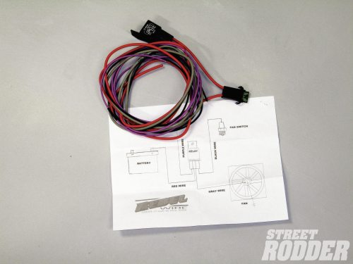 small resolution of 1106sr 02 o aftermarket wiring kits rebel wire fan relay