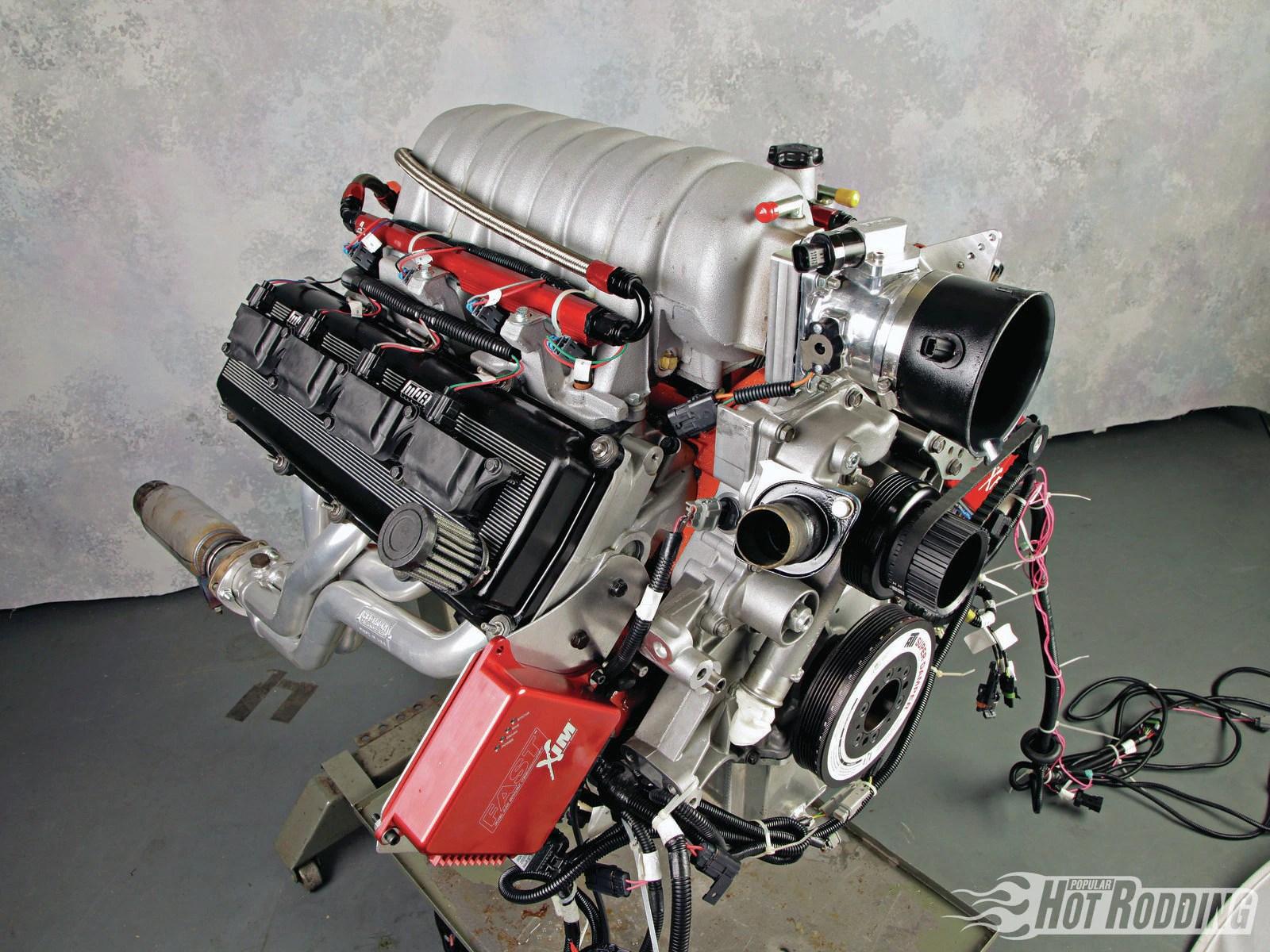 Chevy 3 4l Engine Diagram Gen Iii Hemi Engine Hot Rod Network