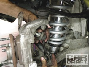 Ford Crown Victoria Suspension  Installing Coilovers, Springs, and a Sway Bar on our Police Car