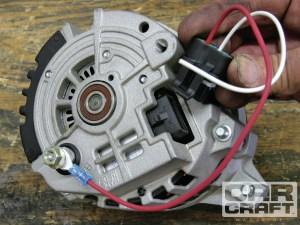 Alternator Upgrades  Highoutput Alternator Tricks On The Cheap  Hot Rod Network