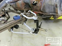 Coilover Front Suspension Install Hot Rod Network - Year of