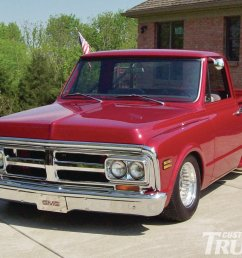 1110cct 02 o 1969 gmc truck front [ 1574 x 1181 Pixel ]