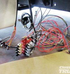 1957 chevy pickup wiring harness wire center [ 1600 x 1200 Pixel ]