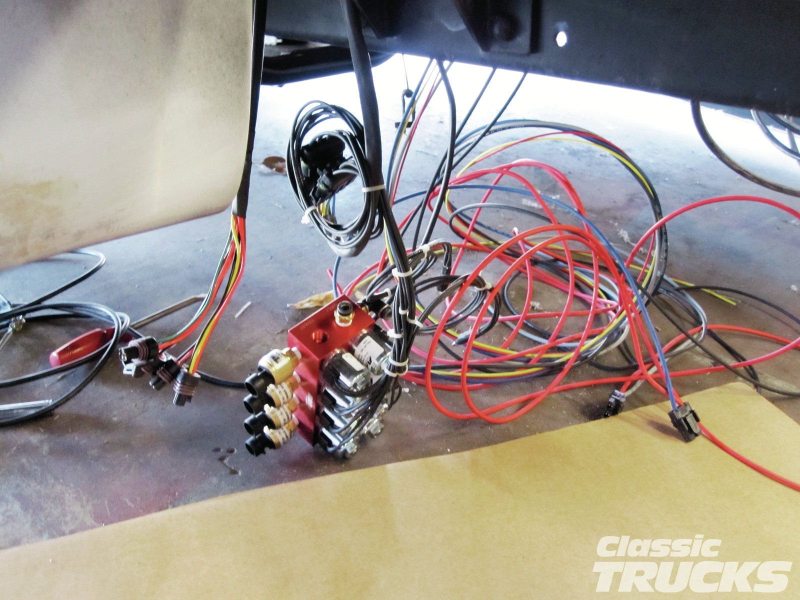 hight resolution of 1957 chevy pickup wiring harness wire center