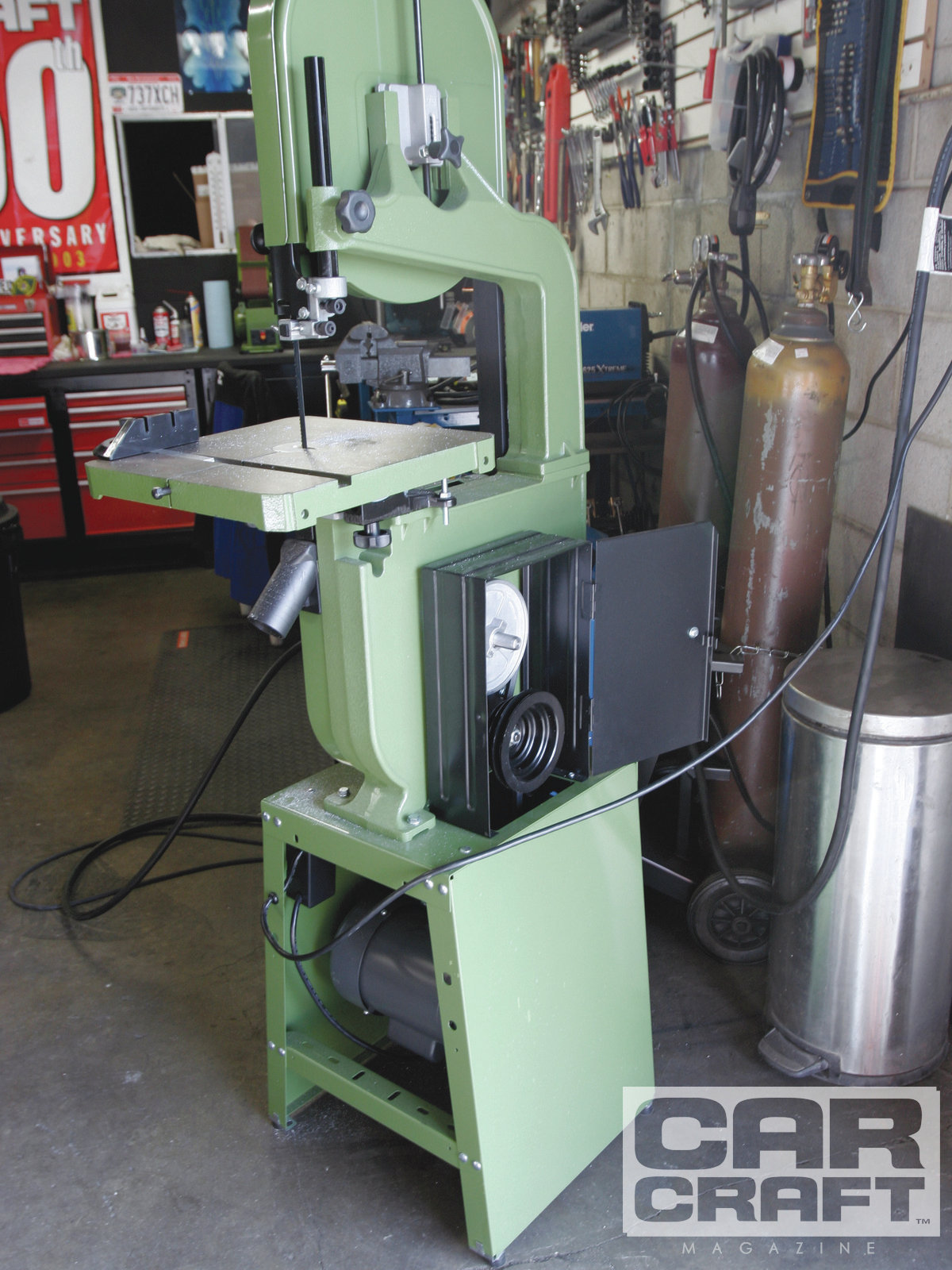 Harbor Freight 14 Bandsaw