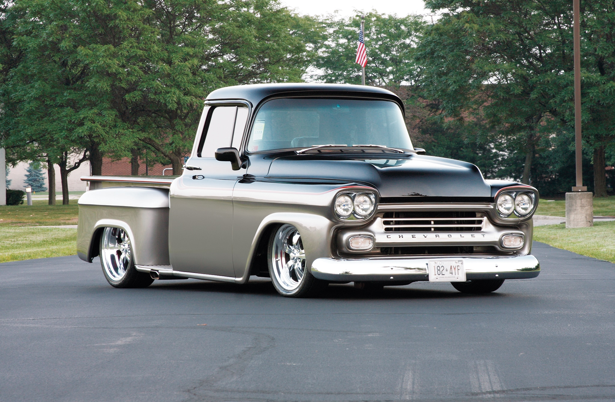 1959 Chevy Apache 3100 Truck