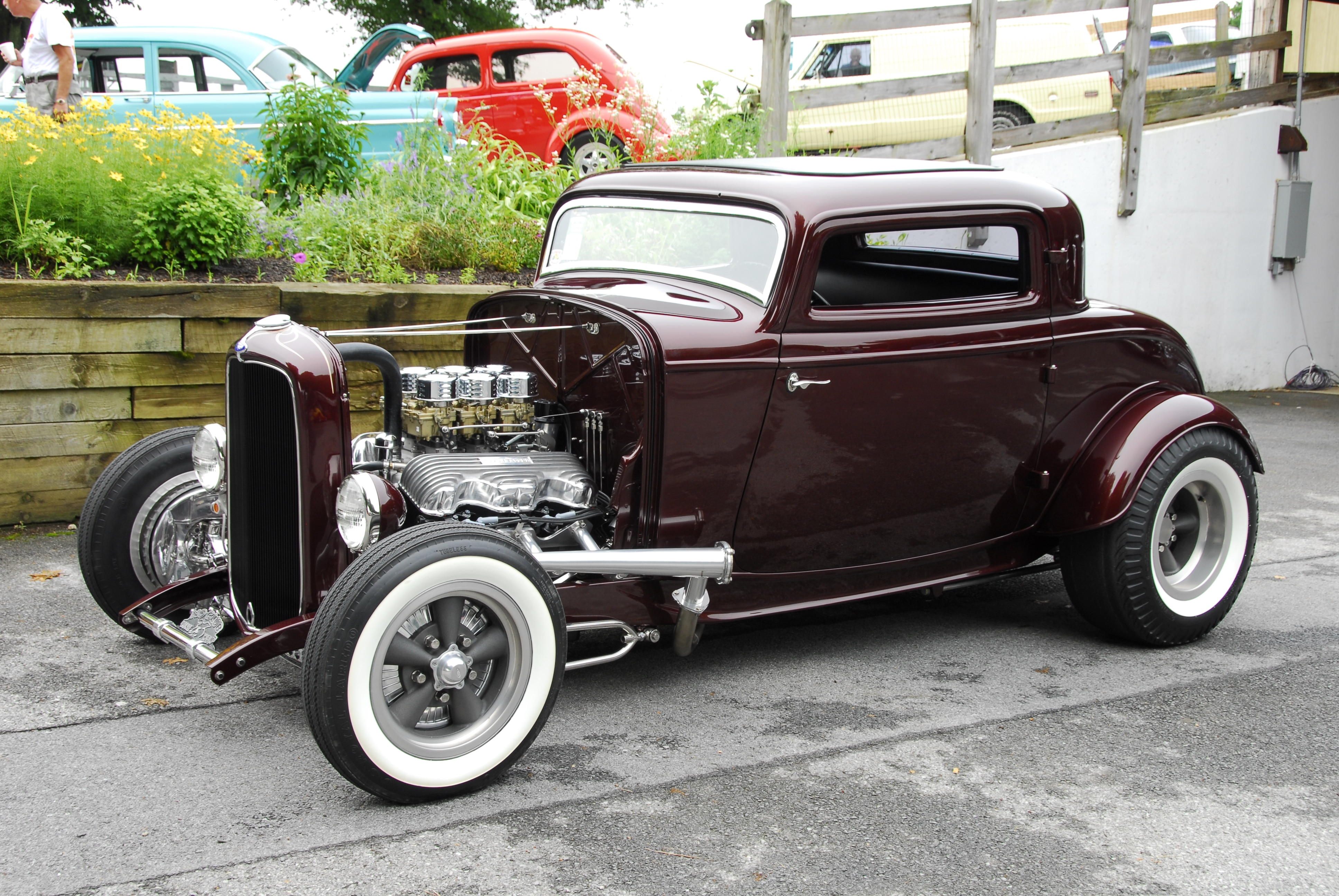 Street Rod And Custom Wiring Diagram Get Free Image About Wiring