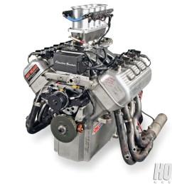 the early hemi guide of death part 2 hot rod network rh hotrod com hemi engine cylinder diagram hemi engine belt diagram [ 1600 x 1200 Pixel ]