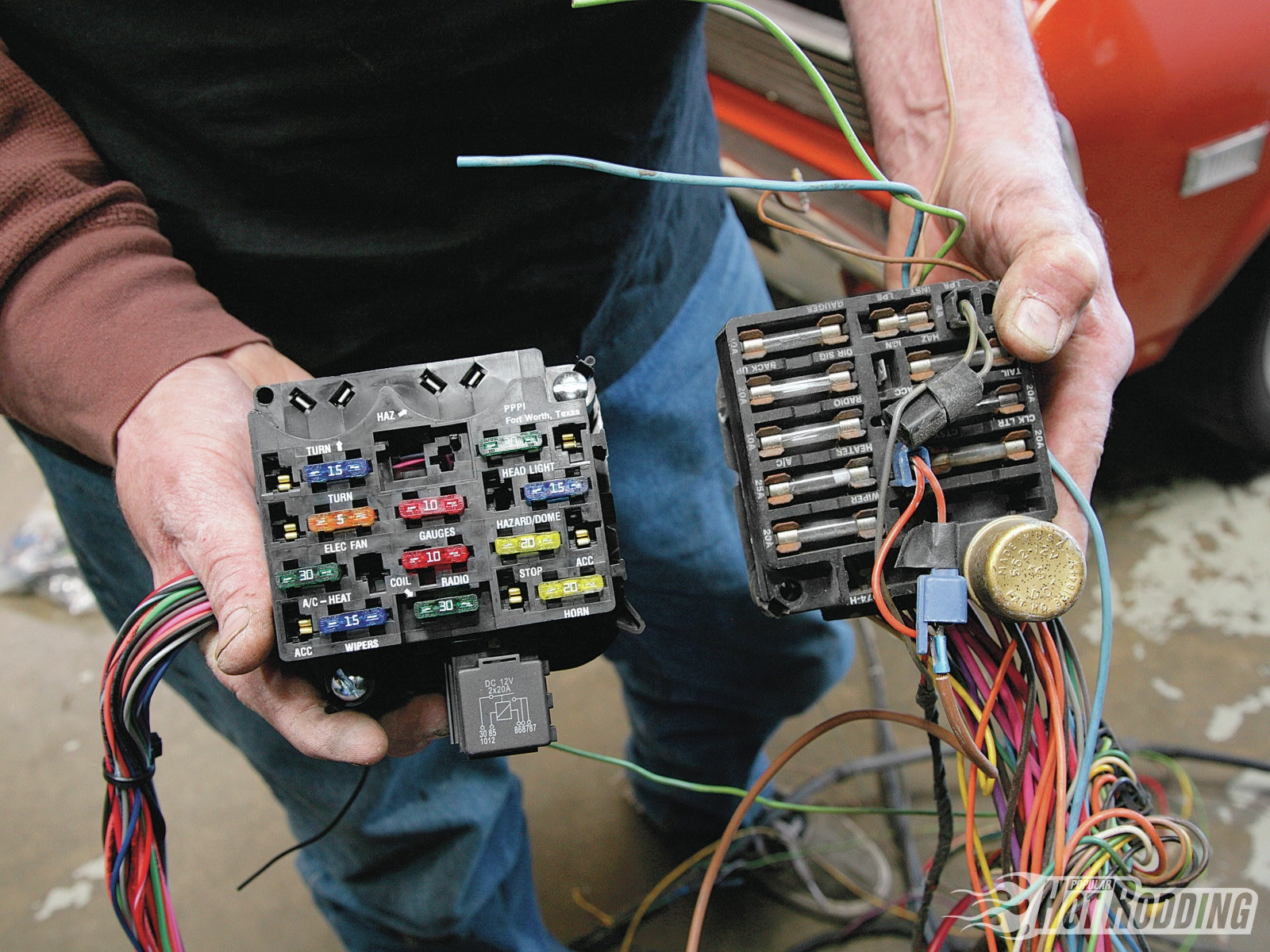 Painless Wiring Harness Diagram - Wiring Diagram on
