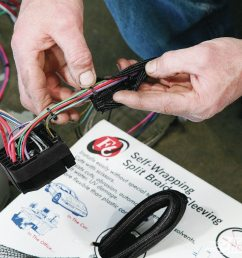 new painless performance wiring harness for project nova hot rod rh hotrod com painless wiring harness chevy painless wiring harness diagram [ 1600 x 1200 Pixel ]